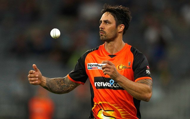 Mitchell Johnson retired from cricket