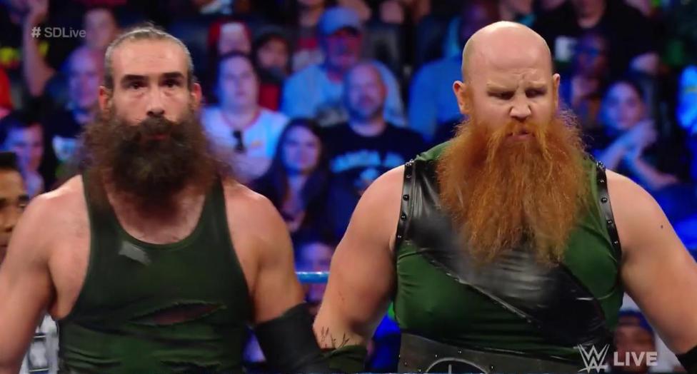 WWE स्मैकडाउन रिजल्ट्स , 7 अगस्त: समरस्लैम के लिए हुआ बड़े मैचों का ऐलान 4