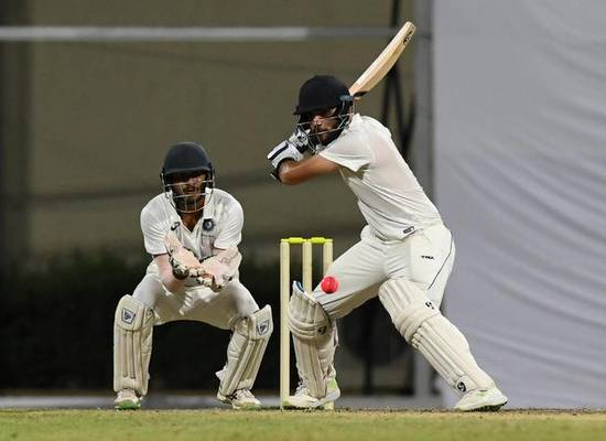 Duleep Trophy: India blue in crisis