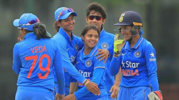 तानिया भाटिया की विस्फोटक पारी से इंडिया ब्लू ने इंडिया ग्रीन को 8 विकेट से हराया 36