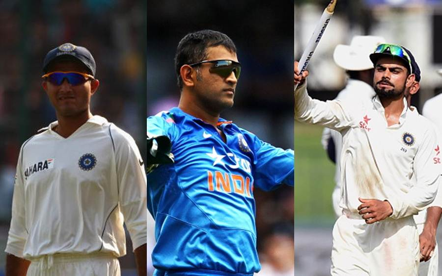 सौरव गांगुली, महेन्द्र सिंह और विराट कोहली की कप्तानी की तुलना करते हुए देखे कौन हैं बेहतर, आंकड़े कर रहे बयाँ 35
