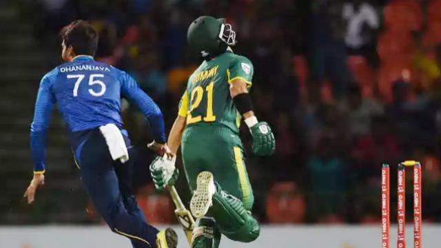 श्रीलंका-दक्षिण अफ्रीका एकमात्र टी-20: रोमांचक मैच में मेजबान श्रीलंका ने दक्षिण अफ्रीका को दी मात