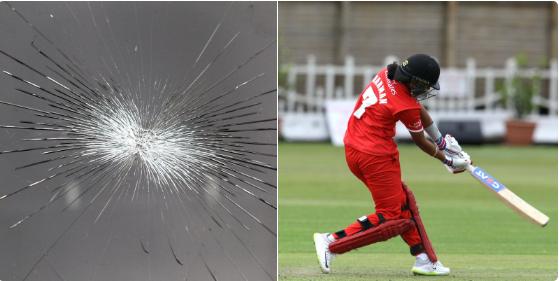 वीडियो: हरमनप्रीत कौर ने कीया सुपर लीग में जड़ा ऐसा खतरनाक छक्का टूट गया वैन का कांच, इंग्लैंड की कप्तान भी हुई फैन 1