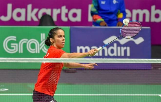 एशियाई खेल-2018: साइना की हार के साथ भारत बैडमिंटन महिला टीम स्पर्धा से बाहर