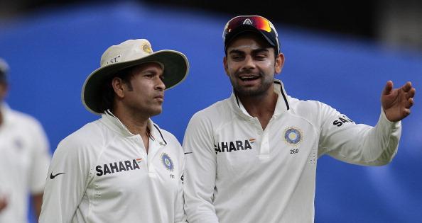 ENG vs IND: क्रिकेट के भगवान ने विराट कोहली के शतक के बाद भेजा दिल छू लेना वाला संदेश 35