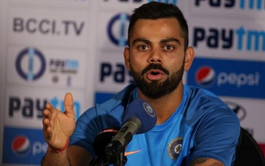 INDvsWI: वेस्टइंडीज के खराब प्रदर्शन पर ये क्या बोल गये भारतीय कप्तान विराट कोहली 1
