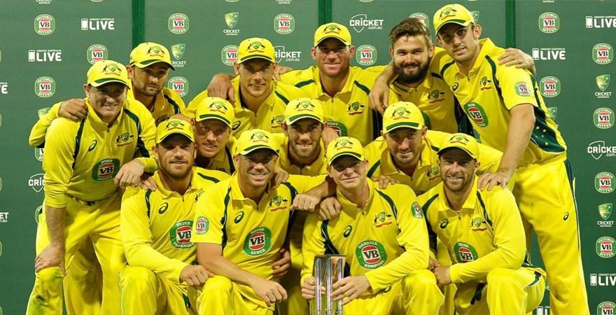 अंतरराष्ट्रीय क्रिकेट में साल 2000-2009 के बीच की टॉप-5 वनडे टीमें 1