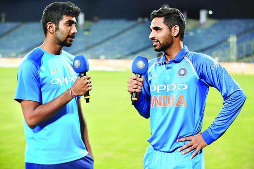 5 तेज गेंदबाज जो भुवनेश्वर कुमार और जसप्रीत बुमराह की सम्भाल सकते है भविष्य में विरासत 28