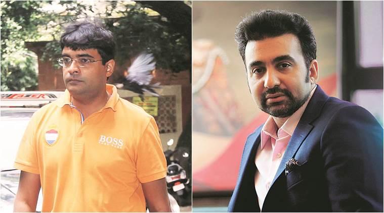 राजस्थान रॉयल्स के सह मालिक राज कुंद्रा बुकी के संपर्क में थे: जांचकर्ता बी बी मिश्रा