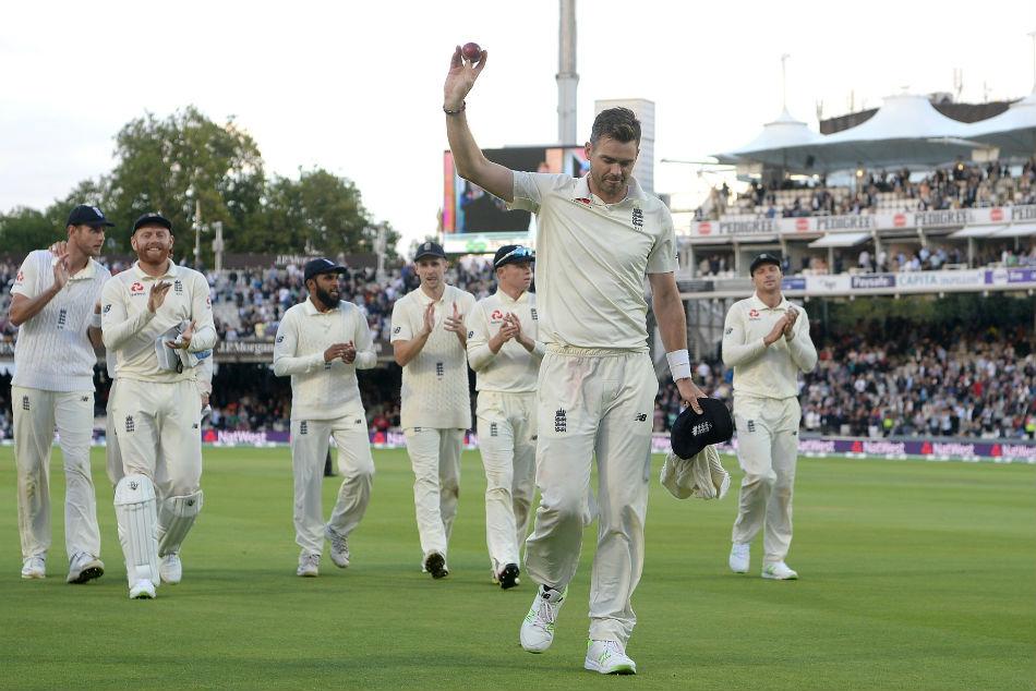 ENG vs IND: 107 रनों पर टीम इंडिया को आउट करने के बाद जेम्स एंडरसन ने किया भारतीय टीम का बचाव 1