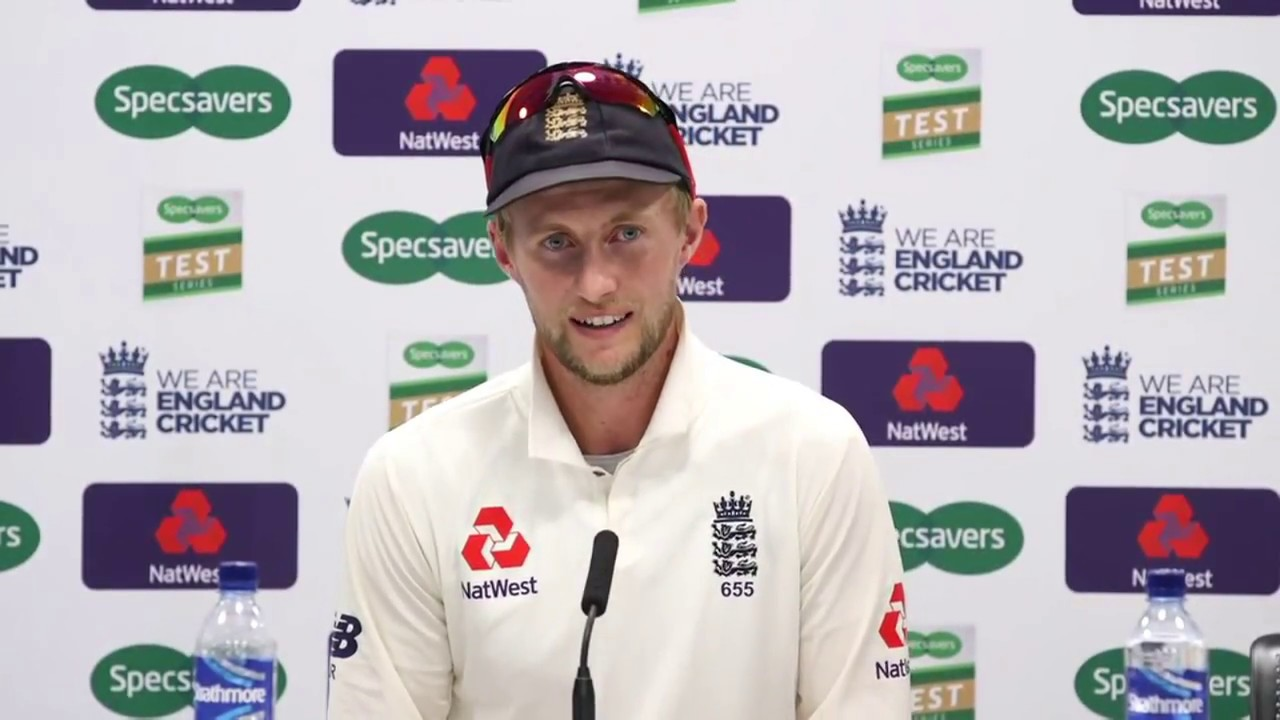 Root tied Anderson's applause