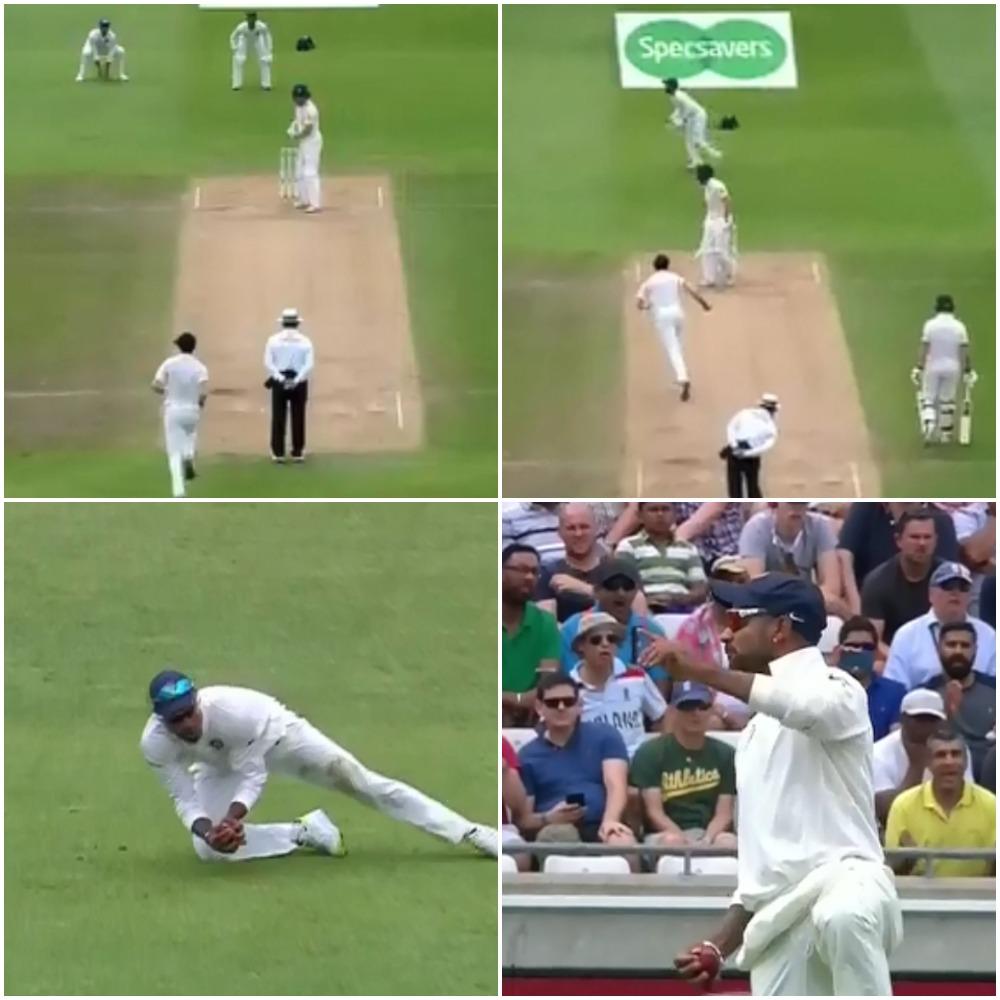 ENG vs IND: वीडियो: इशांत शर्मा की गेंद पर बैरेस्टो हुए आउट तो आपा खो बैठे विराट ने किया कुछ ऐसा 10