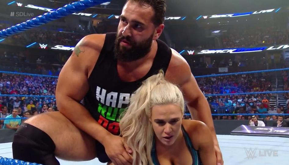 WWE स्मैकडाउन रिजल्ट्स , 7 अगस्त: समरस्लैम के लिए हुआ बड़े मैचों का ऐलान 2