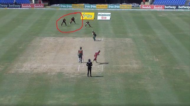 वीडियो-वेस्टइंडीज के तेज गेंदबाज शेल्डन कॉटरेल ने डाली 'बॉल ऑफ द सेंचुरी' जिसे देख हंसी रोकना मुश्किल 68