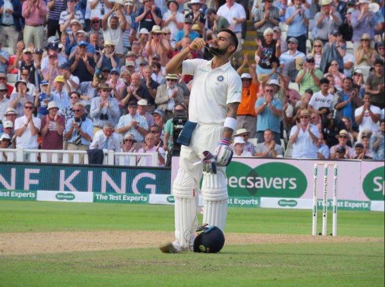 ENG vs IND: इंग्लैंड के खिलाफ 149 रनों की पारी के दौरा कोहली ने तोड़ा सचिन का विराट रिकॉर्ड 2