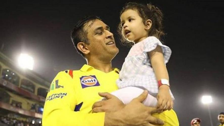 Due to the presence of daughter Jeeva, the passion remains: Dhoni