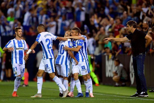 Spanish league: Legnase defeats Barcelona