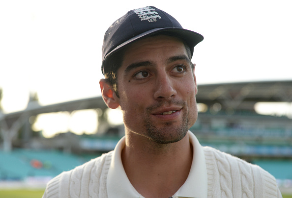 England's best cricket player Anderson: Cook