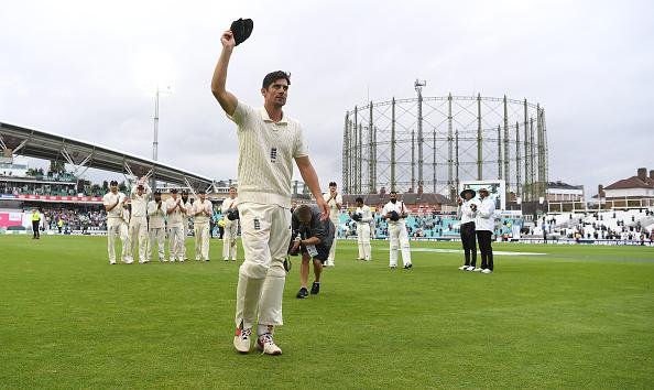 ENG vs IND: अपने अंतिम टेस्ट में 'मैन ऑफ़ द मैच' बनने के बाद भावुक हुए एलिस्टर कुक, मैक्ग्रा को याद कर कही ये बात 57