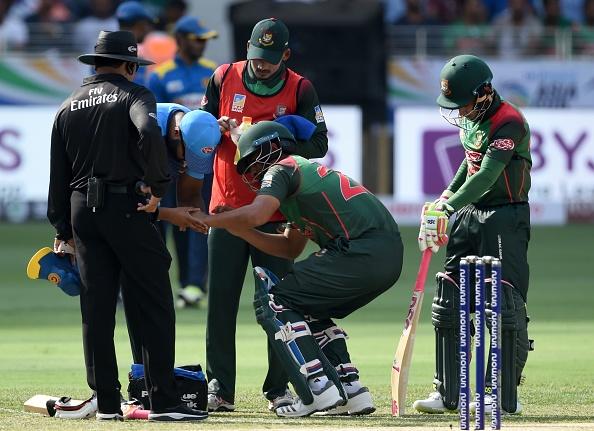 तमीम इकबाल की तरह ये खिलाड़ी दर्द से कहराने के बाद भी टीम के लिए मैदान में उतरे, दिग्गज भारतीय भी लिस्ट में शामिल 1