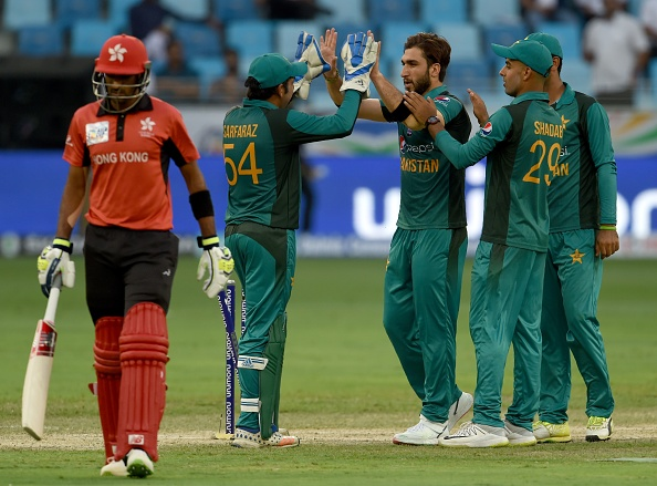 एशिया कप 2018: पाकिस्तान की शानदार शुरुआत, हांगकांग को 8 विकेट से दिया शिकस्त