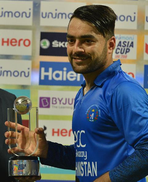 कल रात बांग्लादेश के खिलाफ शानदार प्रदर्शन करने के बाद राशिद खान ने इस भारतीय को बताया दुनिया का सर्वश्रेष्ठ बल्लेबाज 1