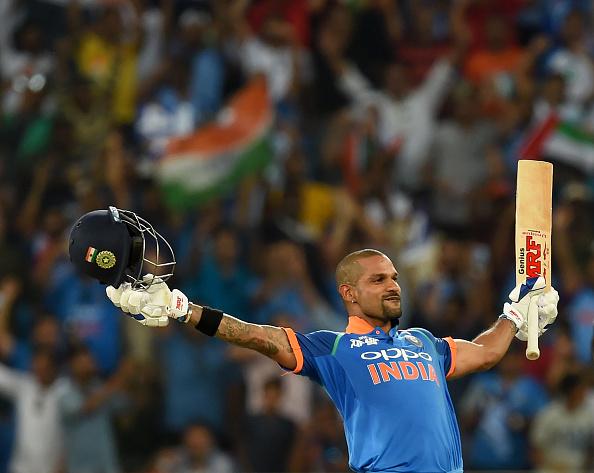 Asia Cup 2018, INDvsPAK: मैन ऑफ द मैच शिखर धवन ने कप्तान रोहित शर्मा को दिया अर्द्धशतक को शतक में बदलने का श्रेय 40