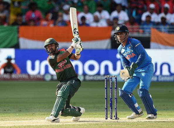बांग्लादेश के कप्तान मशरफे मुर्तजा ने लिटन दास को अर्द्धशतक के बाद इशारे में दिया था ये मैसेज 2