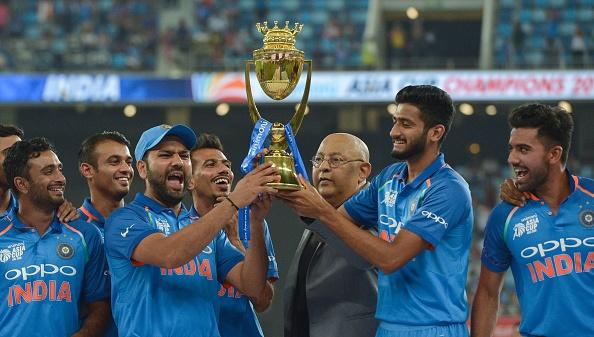 एशिया कप जीतने के बाद नियमित कप्तान की जिम्मेदारी पर बोले रोहित शर्मा, दिया ये जवाब 30