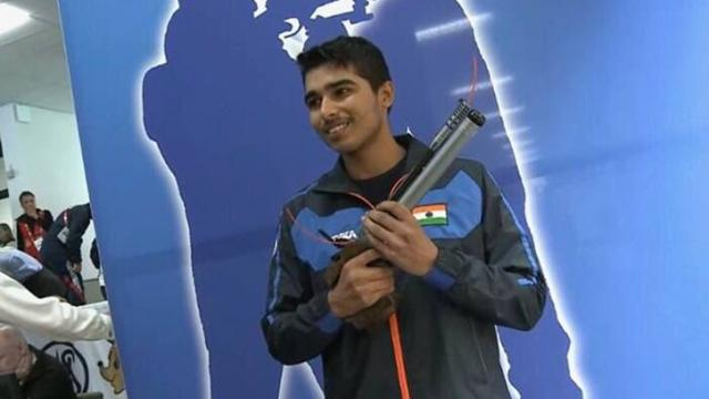 Shooting World Cup: Saurabh gets gold with new junior world record