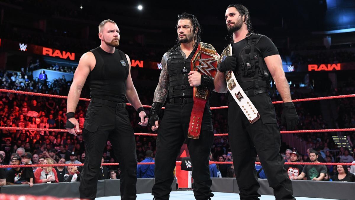 क्या हुआ WWE रॉ लाइव इवेंट के ऑफ़-एयर होने के बाद 17