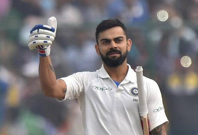 टेस्ट मैचों में पाकिस्तान के गेंदबाजों का सामना करना चाहते हैं विराट कोहली
