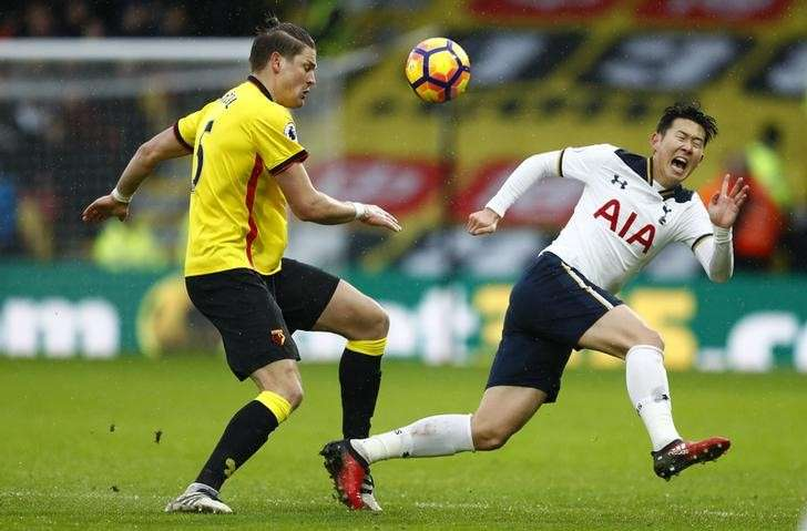 Premier League: Weftford beat Tottenham in the exciting encounter
