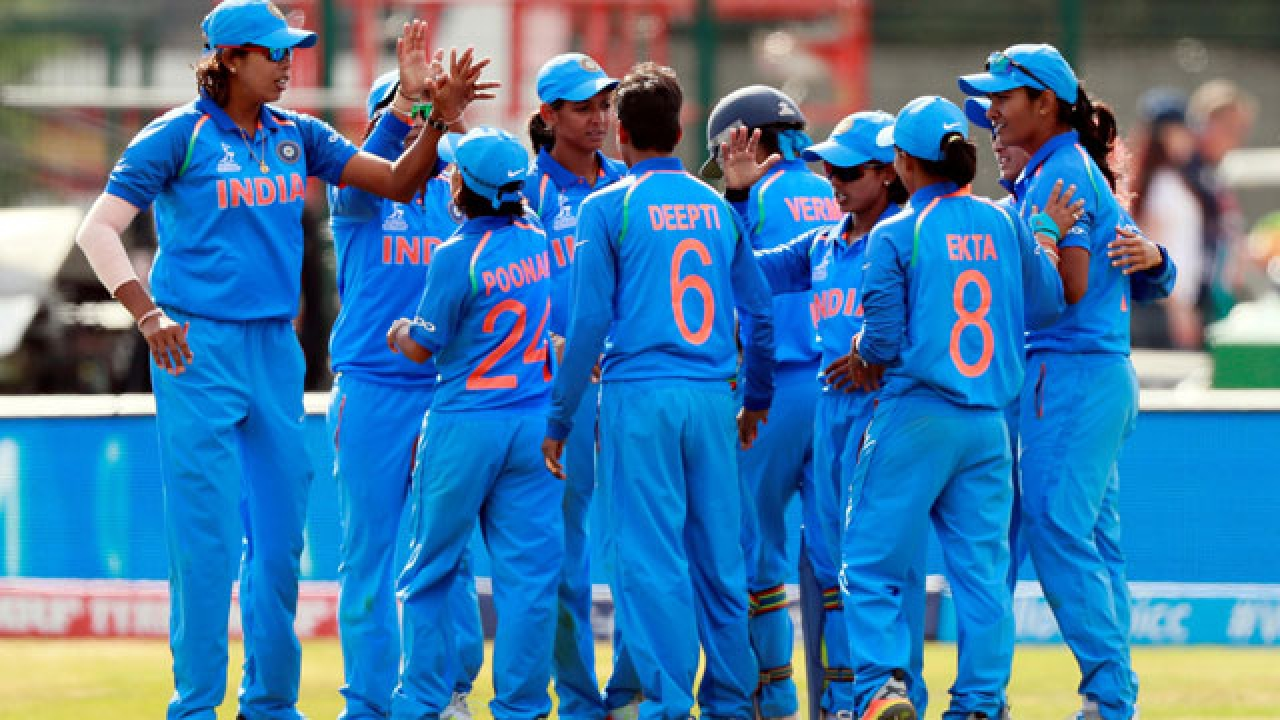 Women's Cricket: India won the series by Harmanpreet, Poonam