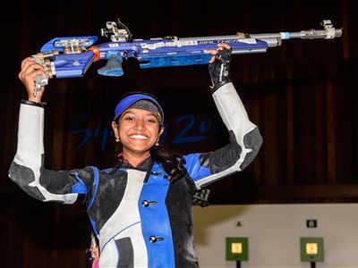 अभिनव बिंद्रा ने दी इस 19 वर्षीय शूटर को वर्ल्ड चैंपियनशिप मेडल जीतने पर बधाई 1