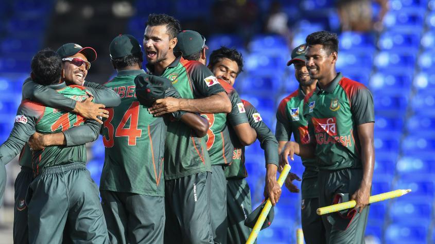 एशिया कप-2018 : लगातार 2 हार के बाद बांग्लादेश ने किया टीम में बदलाव इन 2 खिलाड़ियों को बुलाया वापस 31
