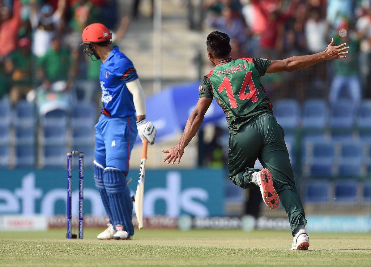 ट्विटर प्रतिक्रिया: बांग्लादेश के खिलाफ शानदार प्रदर्शन कर सोशल मीडिया पर छाए राशिद खान,भारतीयों ने बनाया बांग्लादेश का मजाक