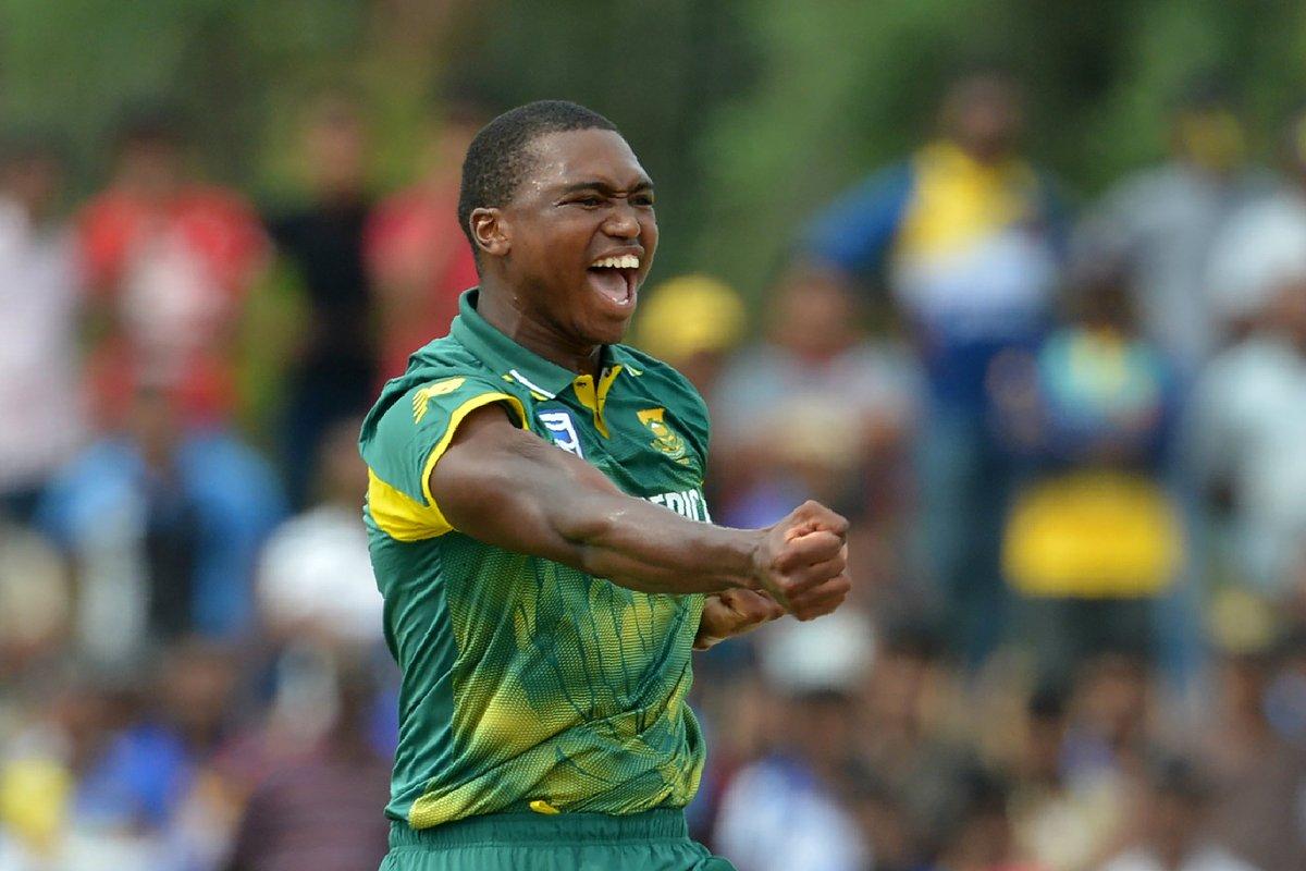 साउथ अफ्रीका ने ज़िम्बाब्वे को 5 विकेट से हरा बनाई 1-0 की बढ़त 43