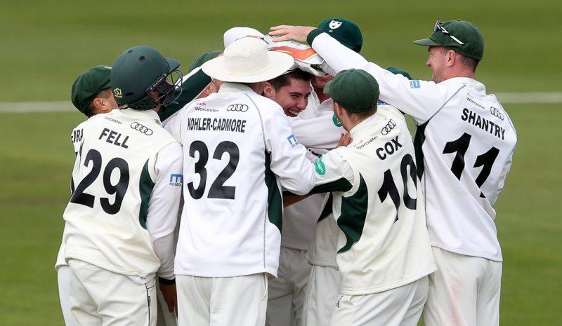 इंग्लिश काउंटी क्रिकेट टीम वॉरसेस्टरशायर को लगे दो बड़े झटके, इस भारतीय समेत दो खिलाड़ियों ने छोड़ा साथ 10