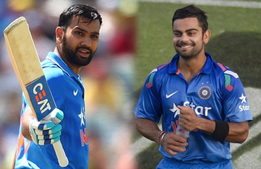 INDvsWI: मैदान पर आया विराट और रोहित नाम का तूफ़ान, भारत ने हासिल की 8 विकेट से जीत