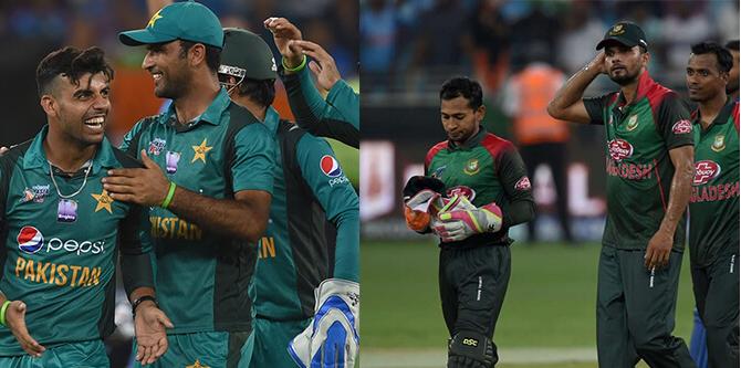एशिया कप : PAKvsBAN : टॉस रिपोर्ट : बांग्लादेश ने टॉस जीतकर चुनी बल्लेबाजी, दोनों टीमो ने इन 11 खिलाड़ियों को दिया जगह