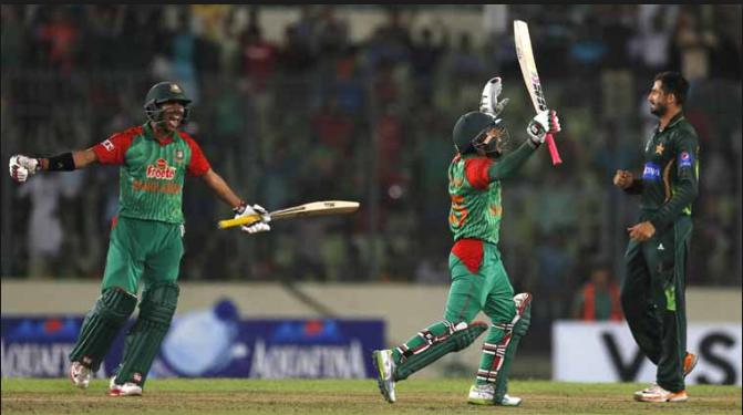 एशिया कप : PAKvsBAN : टॉस रिपोर्ट : बांग्लादेश ने टॉस जीतकर चुनी बल्लेबाजी, दोनों टीमो ने इन 11 खिलाड़ियों को दिया जगह 1