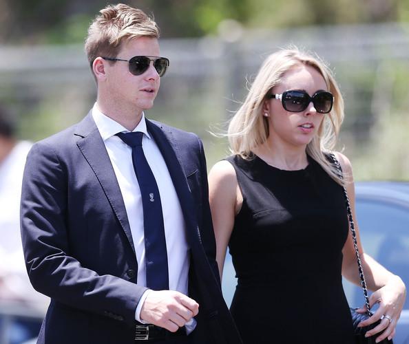 पूर्व ऑस्ट्रेलियाई कप्तान स्टीव स्मिथ ने गर्लफ्रेंड डैनी विलिस से रचाई शादी, सोशल मीडिया पर शेयर की तस्वीर 2