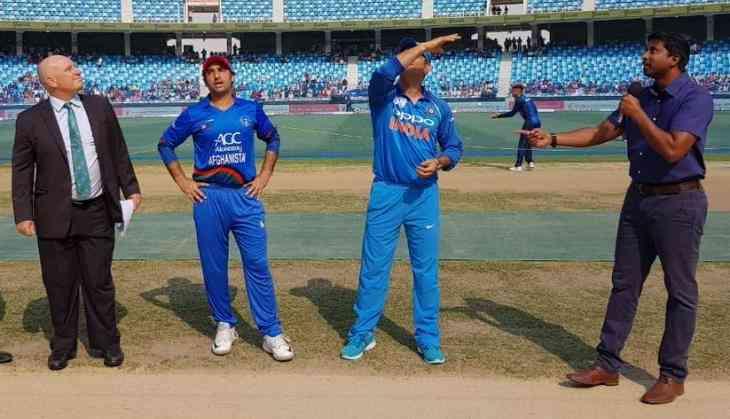 IND vs AFG: अगर असगर ने पहले ही कर ली होती धोनी से बात तो नहीं पड़ती टॉस की जरूरत 6