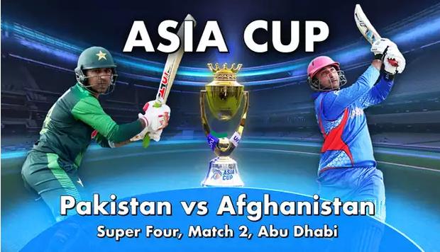 एशिया कप 2018- सुपर 4 में आज होगी अफगानिस्तान और पाकिस्तान के बीच भिडंत, जाने कैसा होगा मौसम का हाल 2