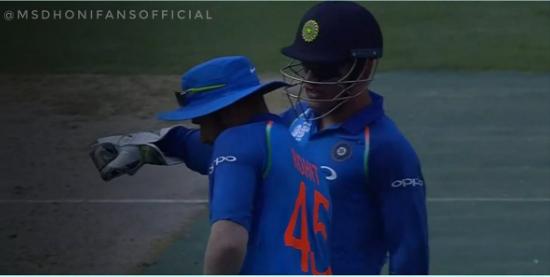 मुंबई इडियंस ने रोहित शर्मा को शाकिब अल हसन के विकेट का श्रेय देते हुए बताया सर्वश्रेष्ठ कप्तान तो चेन्नई सुपर किंग्स ने दिया करारा जवाब 23
