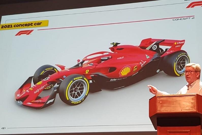 2021 में कैसी दिखेगी फ़ॉर्मूला-1 कार, ये हैं सम्भावित बदलाव 14