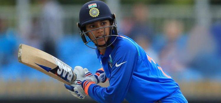 महिला क्रिकेट : मंधाना, मानसी के शानदार प्रदर्शन से जीती भारतीय टीम