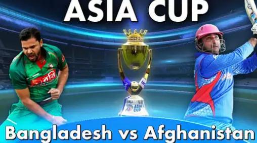 Asia Cup, AFGvsBAG: बांग्लादेश ने टॉस जीतकर किया बल्लेबाजी का फैसला, दिग्गज की टीम में वापसी 19