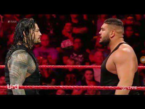 WWE रॉ रिजल्ट्स: 24 सितम्बर, 2018